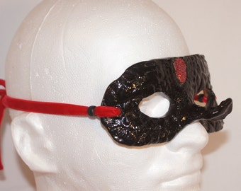 Onyx and Ruby Mask