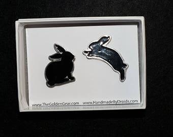 Black Bunny Gift Set