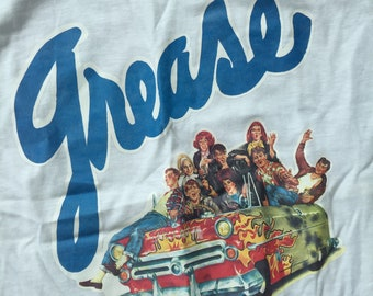 1970's Grease Graphic T-shirt
