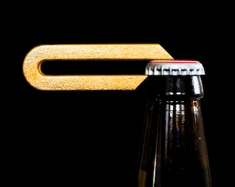 Leverage Bottle Opener - Solid