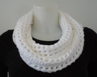 Crochet Pattern Mobius Squared Infinity Scarf pdf
