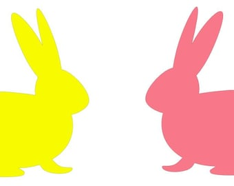 SVG Little Bunnies DIGITAL download