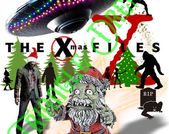 The X-mas Files by Triangle Dreamz