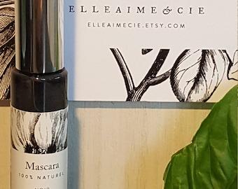 Mascara 100% Naturel - Noir