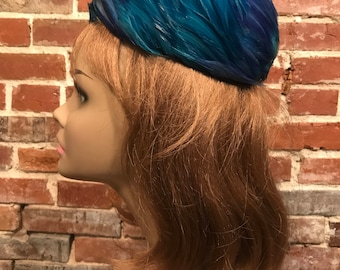 1960s Feather Hat