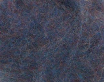 Maori Bergschaf Wool/Bergscaf Maori Natural Wool/Mélange Colors Maori Bergscaf Carded Wool