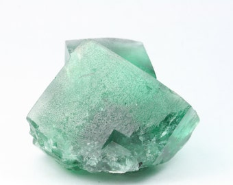 Rogerley Fluorite Crystal, Rogerley Mine, Rogerley Quarry, Frosterley, Weardale, North Pennines, Co. Durham, England, UK E280