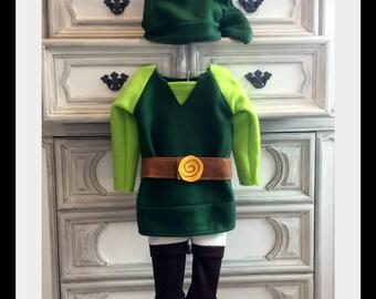 Link Inspired Costume, Zelda Inspired Costume, Elf Costume, Link Party, Zelda Party
