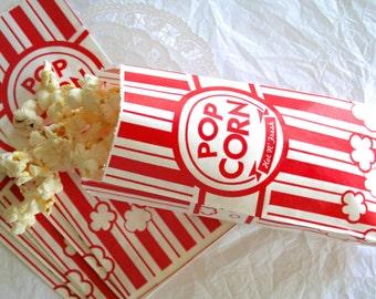 Popcorn Bags, Party Packaging, Food Bags