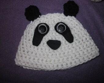 Baby Panda Beanie