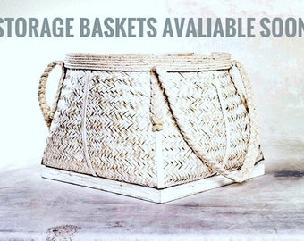 Hanging Storage Baskets