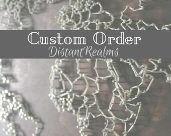 Custom Trinidad and Tobago String Art