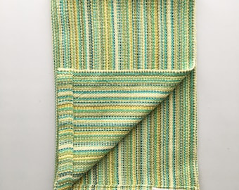 Light Green Cotton Dish Towel