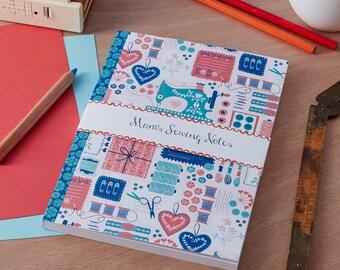 Sew Happy Notebook