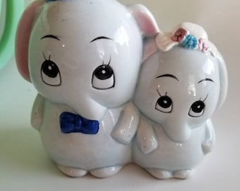 """Mr & Mrs Elephant say, """"I do!"""" to coming home to you!"""