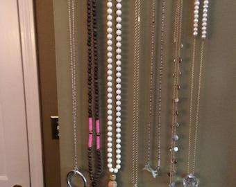 Jewelry Necklace Display / storage