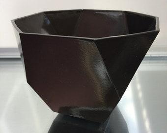 Geometric bowl (1 liter) seconds
