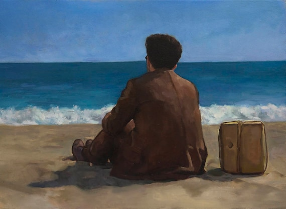 Barton Fink, Oil Painting