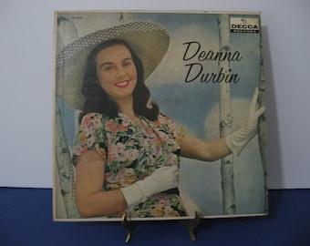 Deanna Durbin - Self Titled - Circa 1958