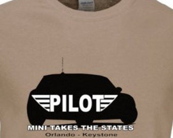 MTTS 2018 PILOT .... Orlando to Keystone  t-shirt