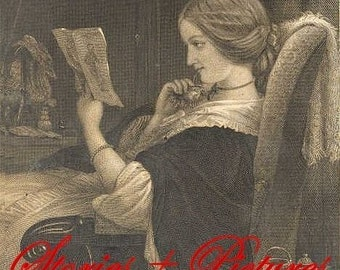 Victorian Valentine Stories From Godey's Lady's Ebook
