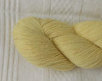 Primula alpaca laceweight yarn