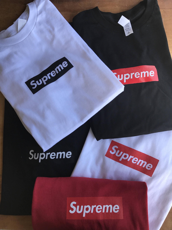 Supreme Box Logo Shirt