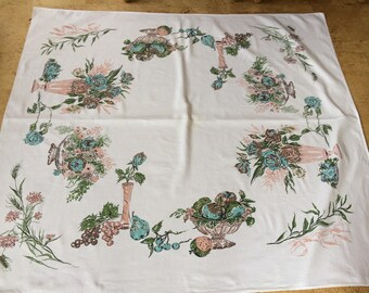 Vintage Startex Tablecloth