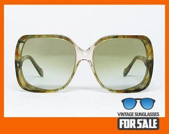 Vintage sunglasses NEOSTYLE SUNART 705 original made in Germany 1980