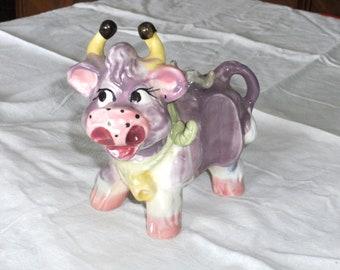 Vintage Purple Cow Thames Japan