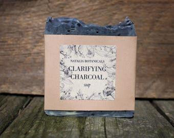 Clarifying Charcoal Soap