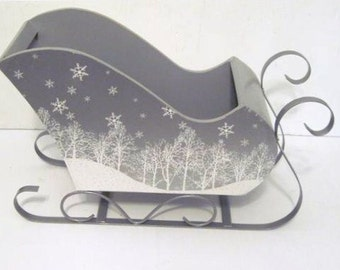 Small Decorative Sleigh #062314YS14