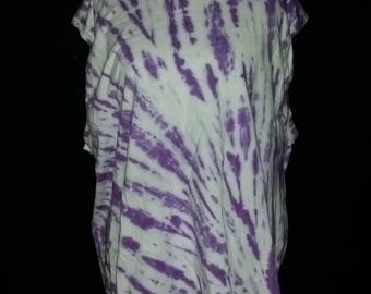 Tie dyed tank 3xl