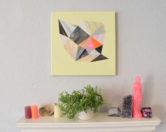 Bloom - Small Original Art Painting