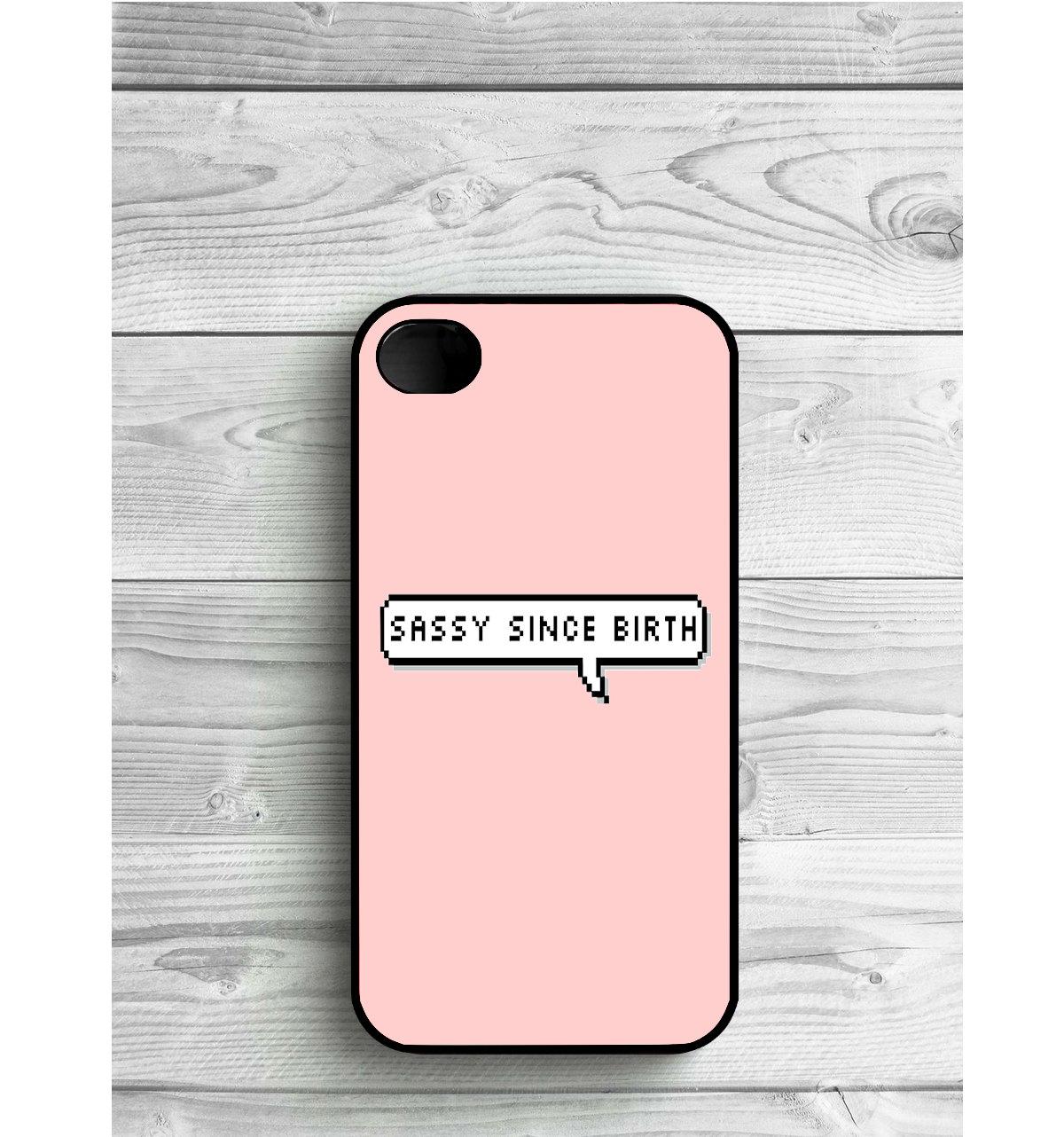Phone Case Tumblr Sassy Girl speech bubble For iPhone iPhoneIphone 5 Cases For Girls Tumblr