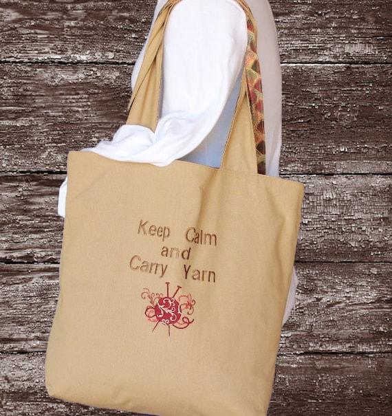 Sewing Pattern For Tote Bag Large Knitting Bag Pattern Bag Pattern