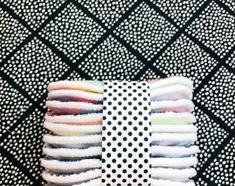 LARGE reusable NURSING PADS. You choose prints.