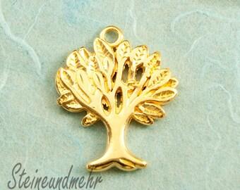 1x Tree of Life gilded art. 2259