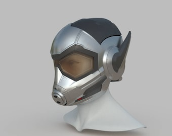 The 3d model of the wasp from the movie Ant-Man 2: Ant Man & the Wasp
