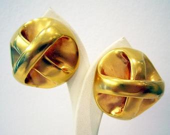 Vintage Cross earrings