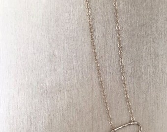 Itty Bitty Heart Necklace