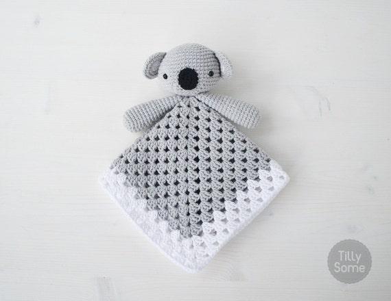 Free Amigurumi Koala Pattern : Blue lemur crochet pattern free amigurumi patterns lemur