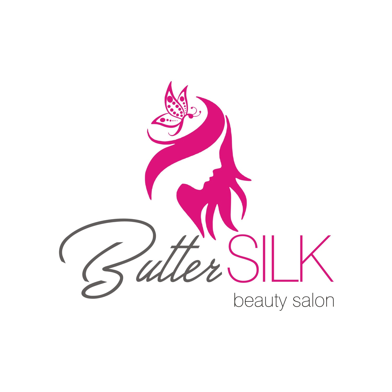 salon logo custom logo design logo design service beauty