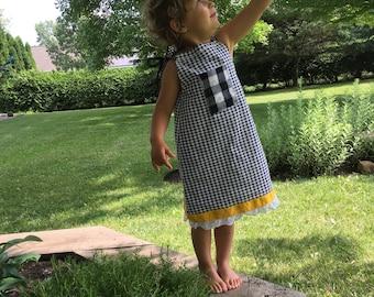 Toddler dress, JoJo sundress