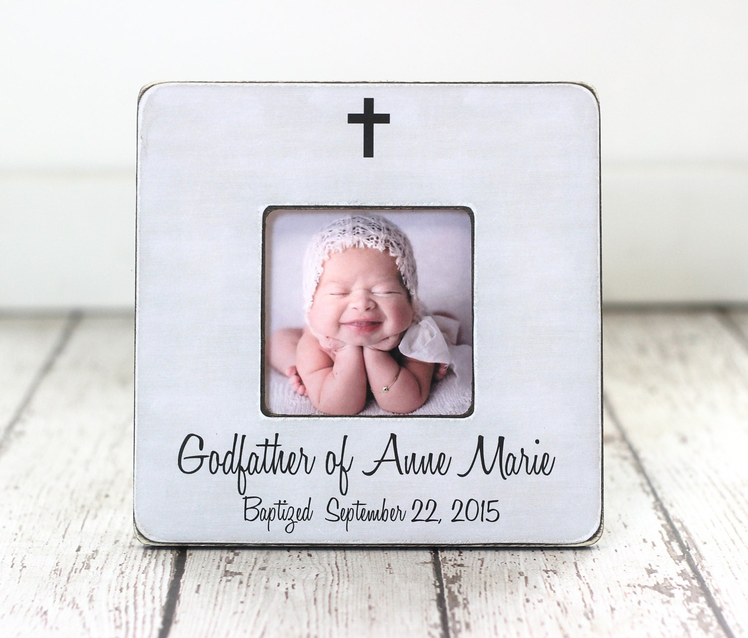 Godfather gift for baptism personalized picture frame description godfather gift for baptism personalized picture frame jeuxipadfo Image collections