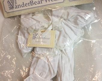 North American Bear Company - VanderBear Wear Clothing - Muffy - Sweet Dreams (#063)