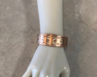 Handcrafted Copper Bracelet