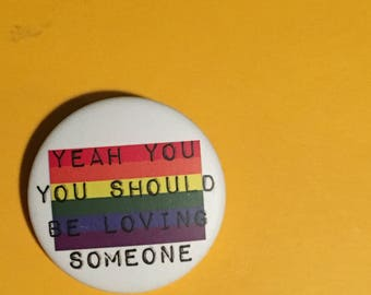 LGBTQ+ Badge