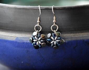 Beadwoven Earrings