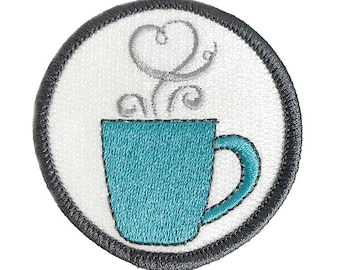 Coffee Love Craftbadge craft merit badge